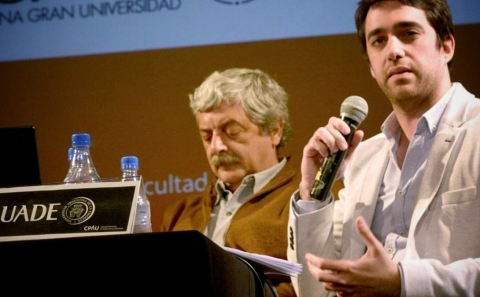 Speaker en XV Bienal Internacional de Arquitectura de Buenos Aires.