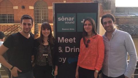 Influencer, Speaker y Mentor. Sonar+D.