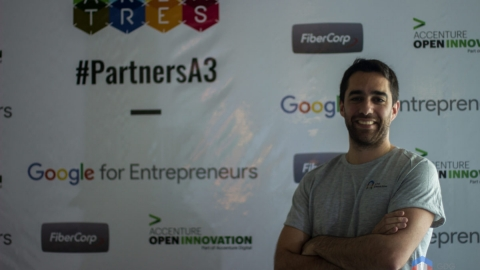 Speaker en el Google DevFest.